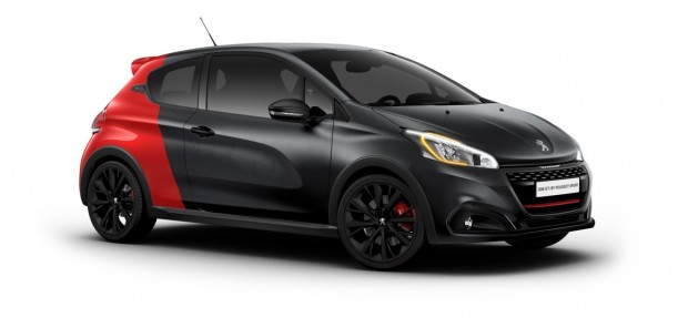 Peugeot 208 GTi by Peugeot Sport Coupe Franche Rouge