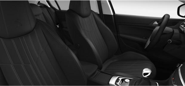 Peugeot 308 : Pack Cuir Club Nappa Mistral