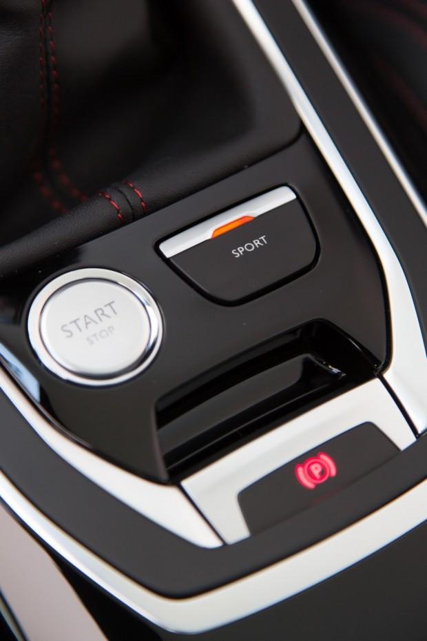 Le Driver Sport Pack de la Peugeot 308 GT