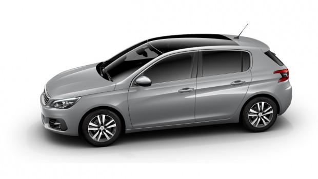 Peugeot 308 Allure Gris Artense