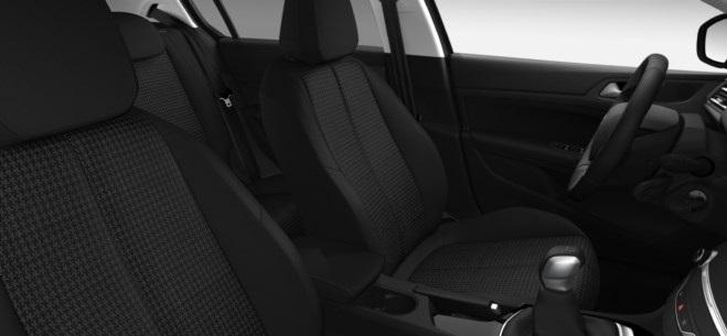 Peugeot 308 Style : Chaîne & Trame Meco Noir Mistral