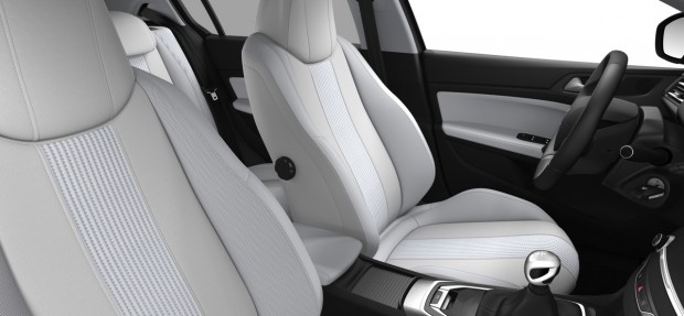Peugeot 308 Allure : TEP/Tissu Oxford Beige Guérande