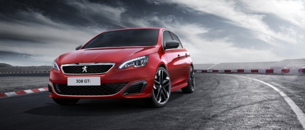 Peugeot 308 GTi by Peugeot Sport Rouge Ultimate