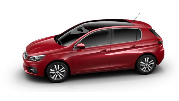 Peugeot 308 Allure Rouge Ultimate