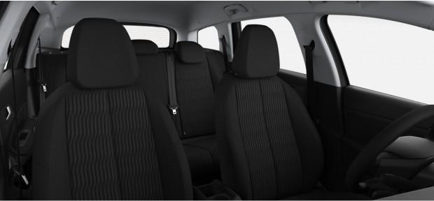 Peugeot 308 SW Access : Chaîne & Trame Metax Noir Mistral