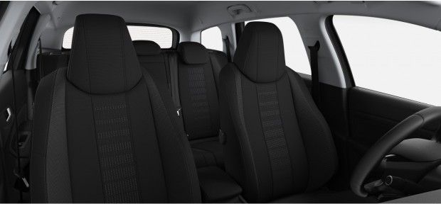 Peugeot 308 SW Allure : Chaîne & Trame Oxford Noir Mistral