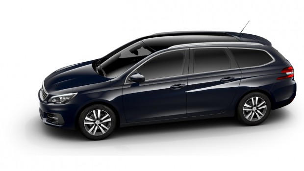 Peugeot 308 SW Allure Dark Blue