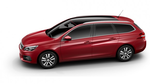 Peugeot 308 SW Allure Rouge Ultimate