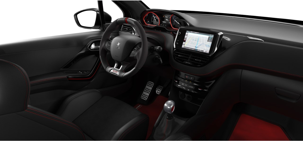 peugeot 208 gti by peugeot sport forum. Black Bedroom Furniture Sets. Home Design Ideas