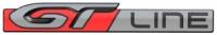 Le logo de la Peugeot 308 GT-Line