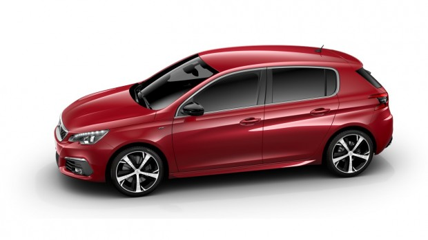 Peugeot 308 GT Rouge Ultimate