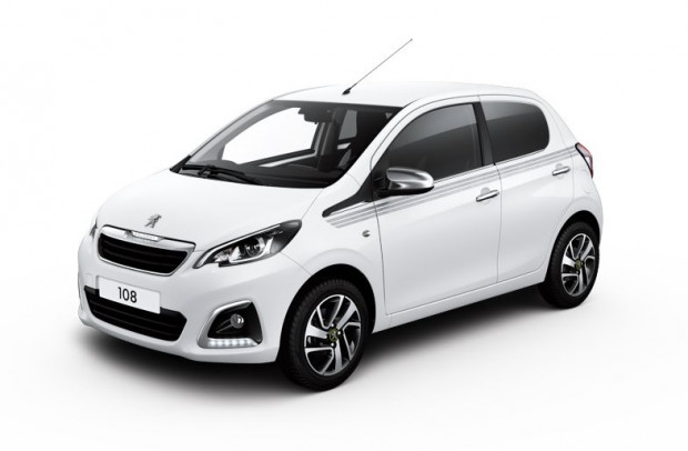 Peugeot 108 Collection 2018