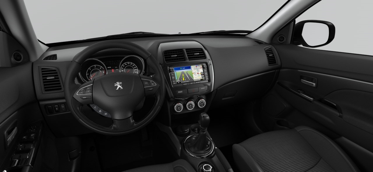 Peugeot 4008 style forum for Interieur 4008 peugeot