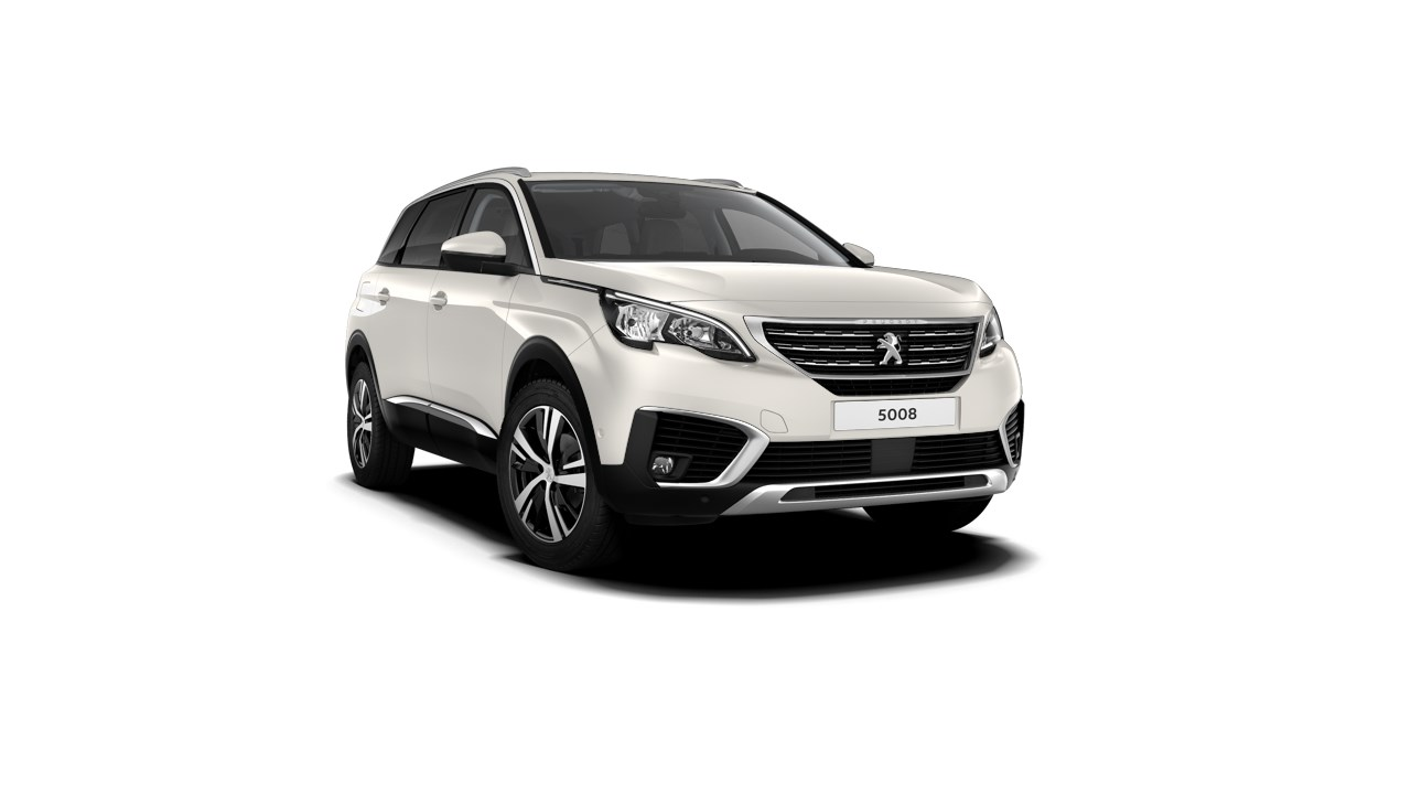 Peugeot 5008 : Coloris extérieurs et ambiances intérieures ...