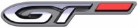Le logo du Peugeot 3008 GT