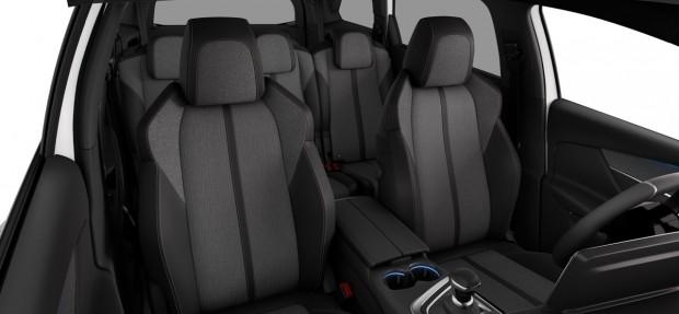 Peugeot 5008 coloris ext rieurs et ambiances int rieures for Interieur 5008 gt line