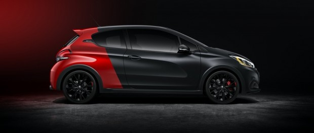 Peugeot 208 GTi by Peugeot Sport Coupe Franche
