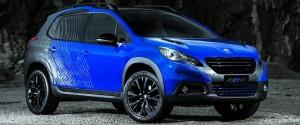 Peugeot 2008 Kyanit