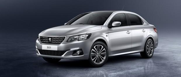 Peugeot 301 Allure Gris Artense