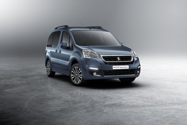 Le Peugeot Partner Tepee Electric