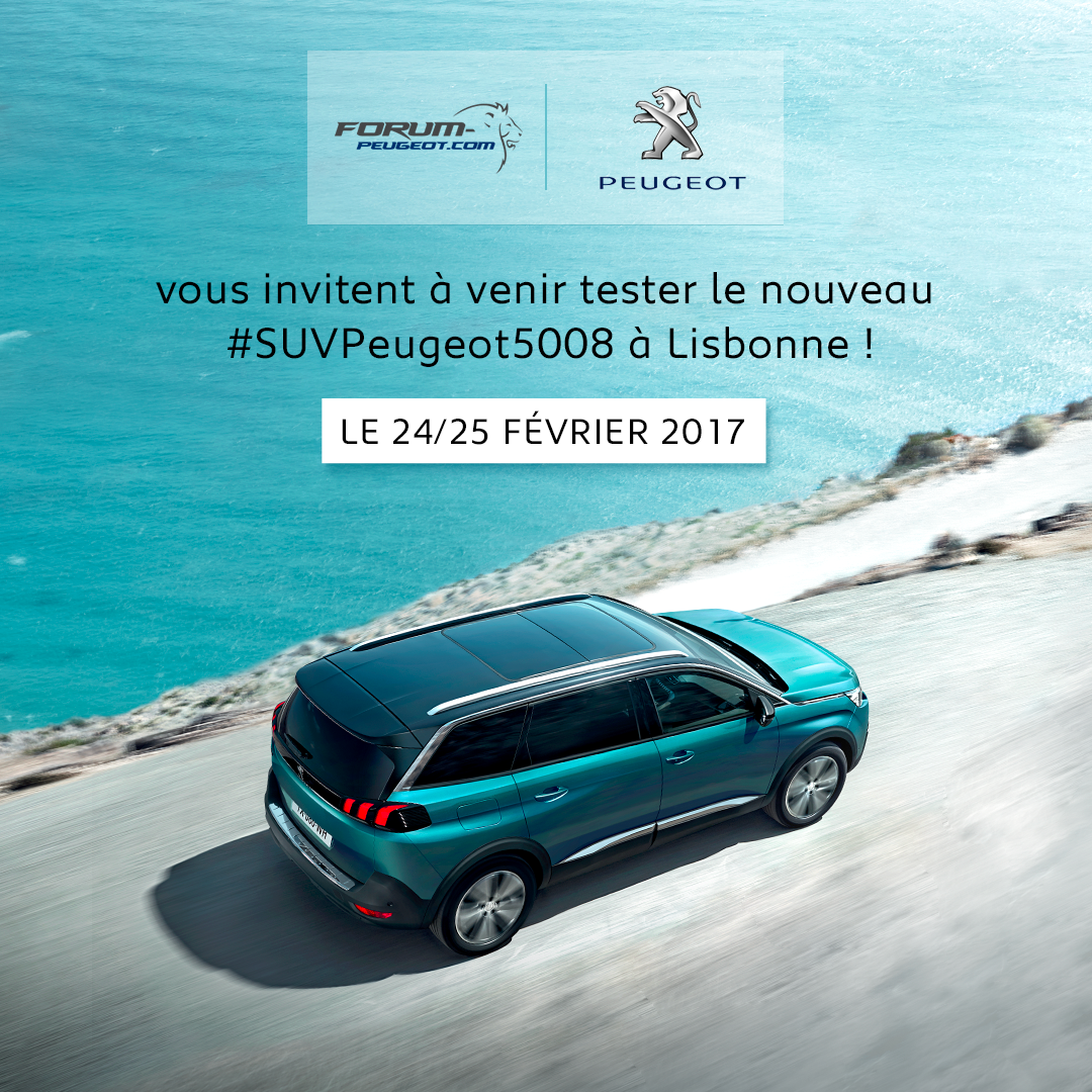 forum peugeot essaye le nouveau peugeot 5008 essai. Black Bedroom Furniture Sets. Home Design Ideas