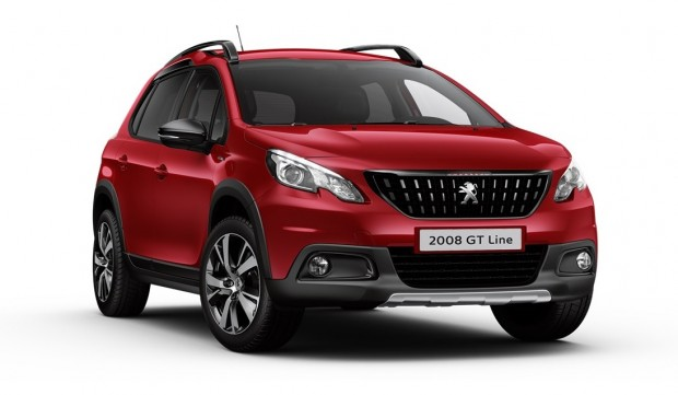 Peugeot 2008 GT-Line Rouge Ultimate