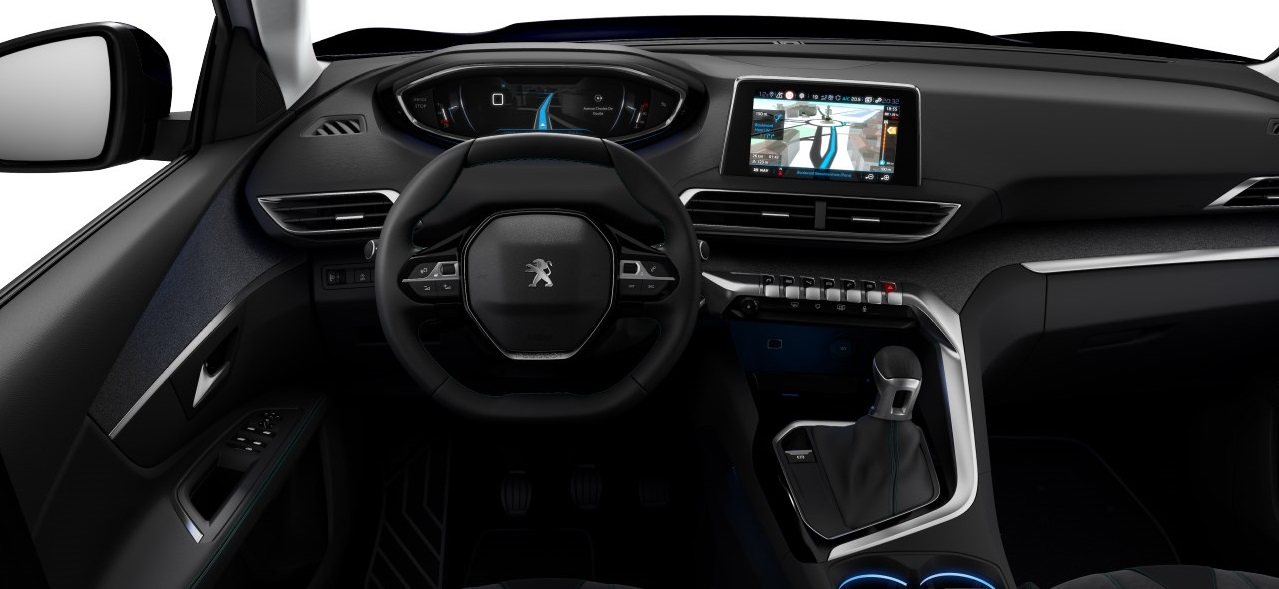 Peugeot 3008 crossway forum for Interieur 3008 2017