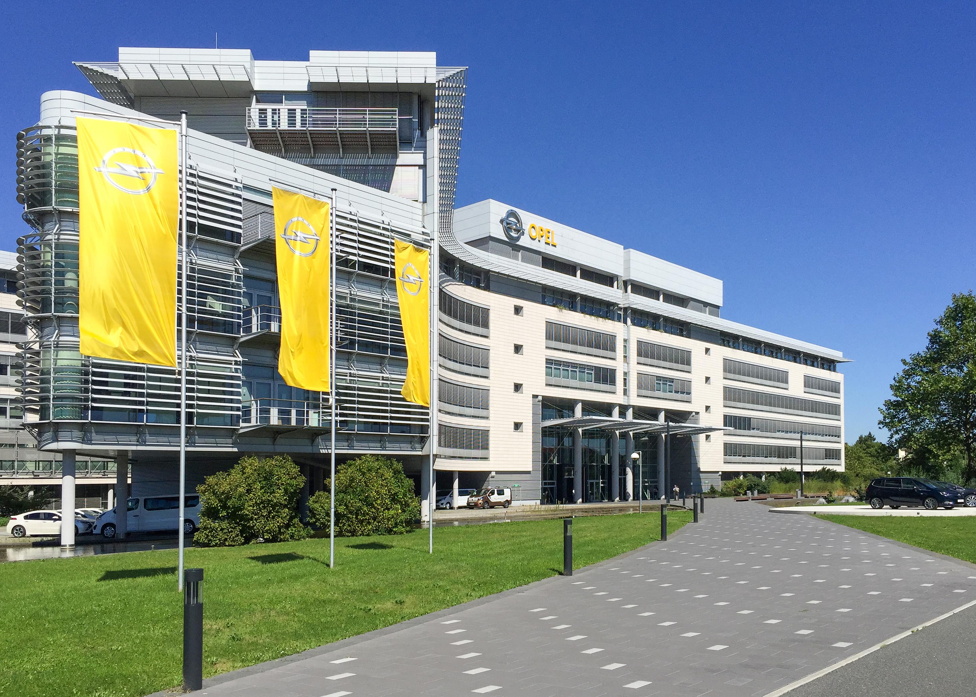 Opel Forum Rüsselsheim