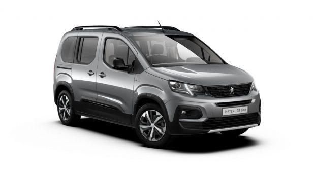 Peugeot Rifter Gris Artense