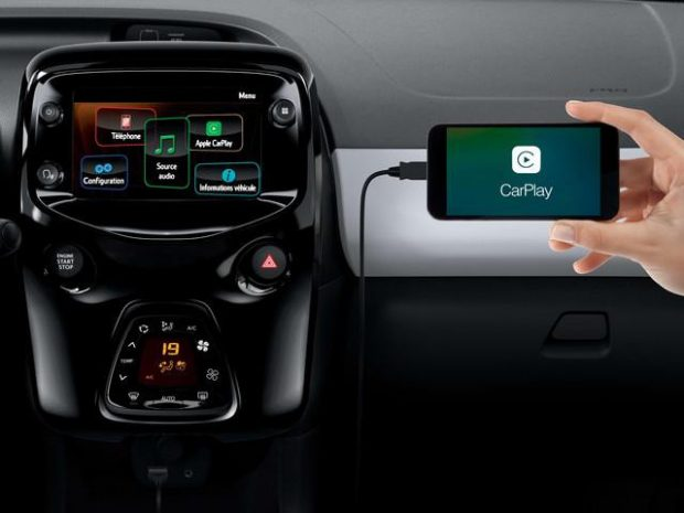 Android Auto, Apple CarPlay... La Peugeot 108 est ultra-connectée !